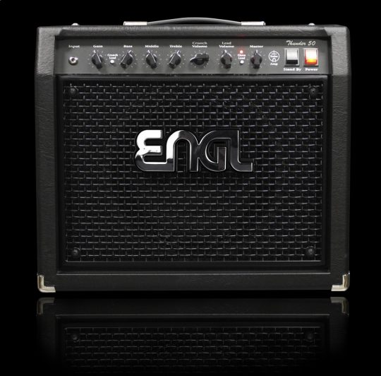 ENGL THUNDER 50 COMBO DRIVER E322