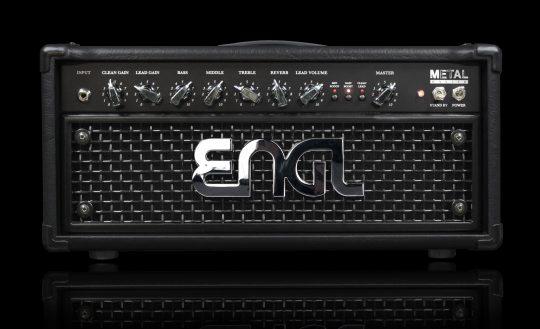 ENGL METALMASTER 40 HEAD E319